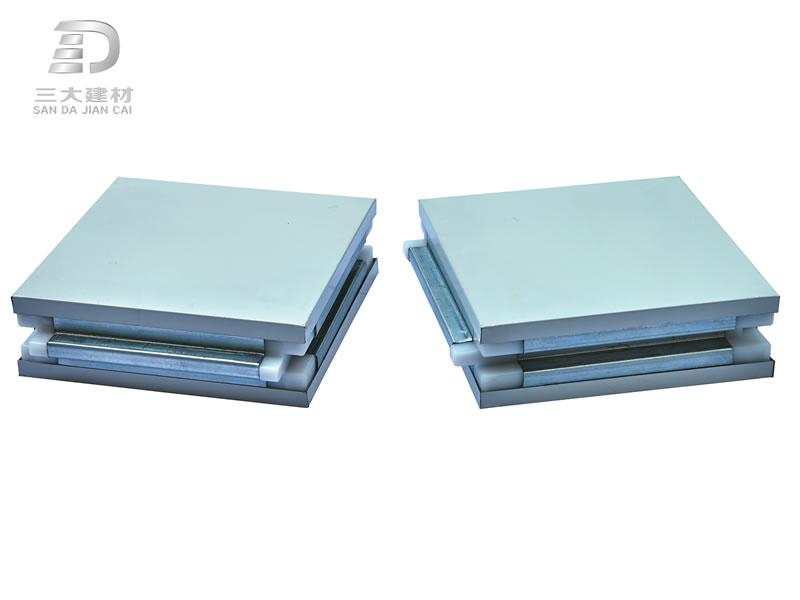 净化板系例-手工夹芯板-彩钢夹芯板材