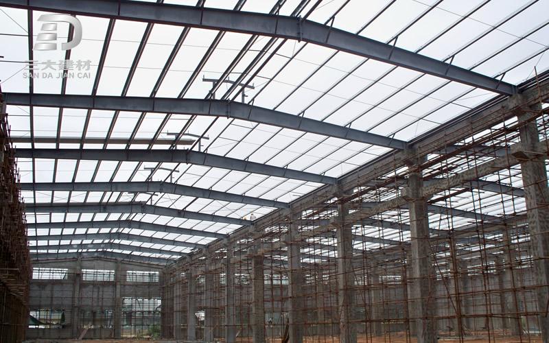 钢结构工程应用领域