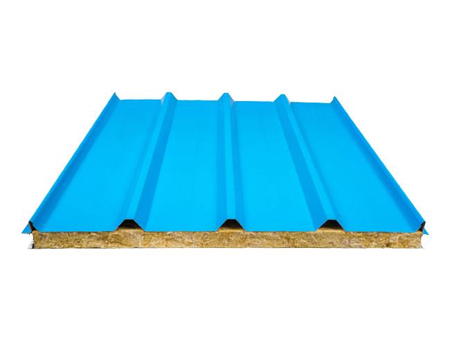 950岩棉彩钢瓦板