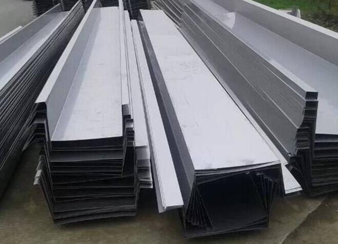 建筑常用钢结构中的几种型钢特性分析
