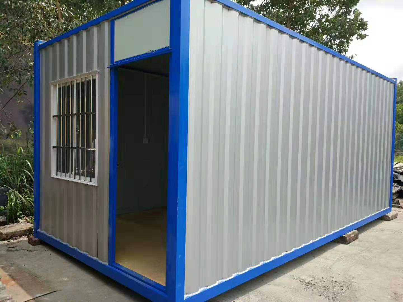 【三大建材】打包厢房-集装箱式厢房