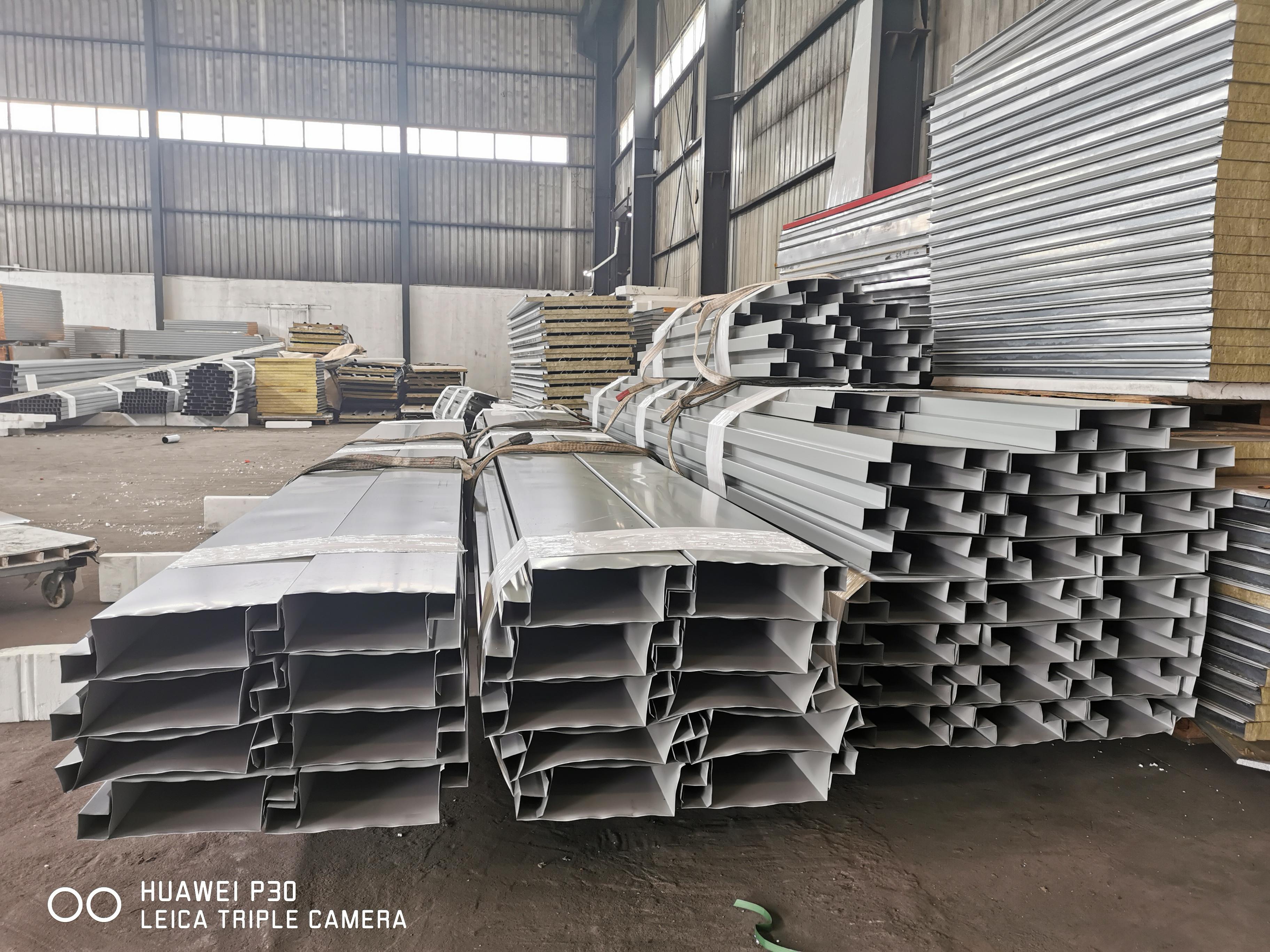 钢结构配件-彩钢包边
