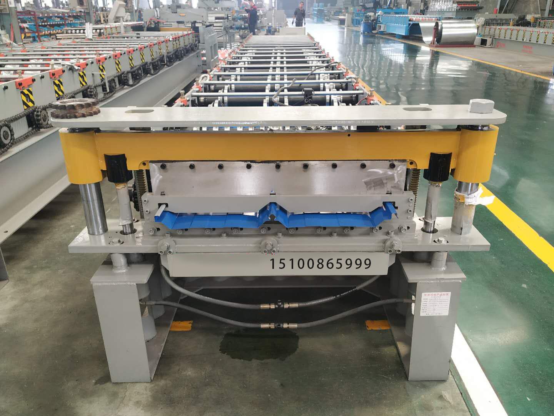 三大彩钢板机械设备-CZ型钢、单瓦、彩钢板材等制作