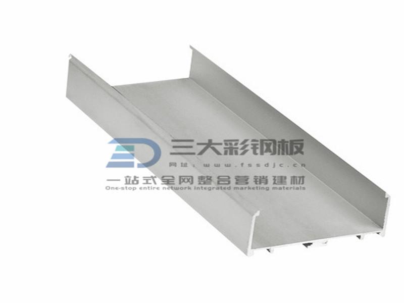 净化铝材-固定窗铝件-彩钢夹芯板安装配件