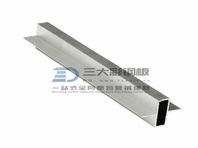 净化铝材-中字铝-彩钢夹芯板安装配件