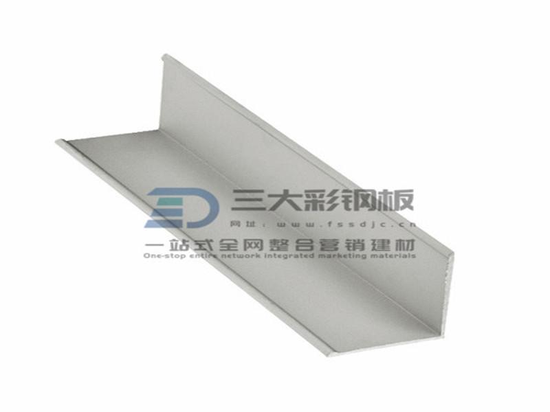 净化铝材-38mm角铝-彩钢夹芯板安装配件