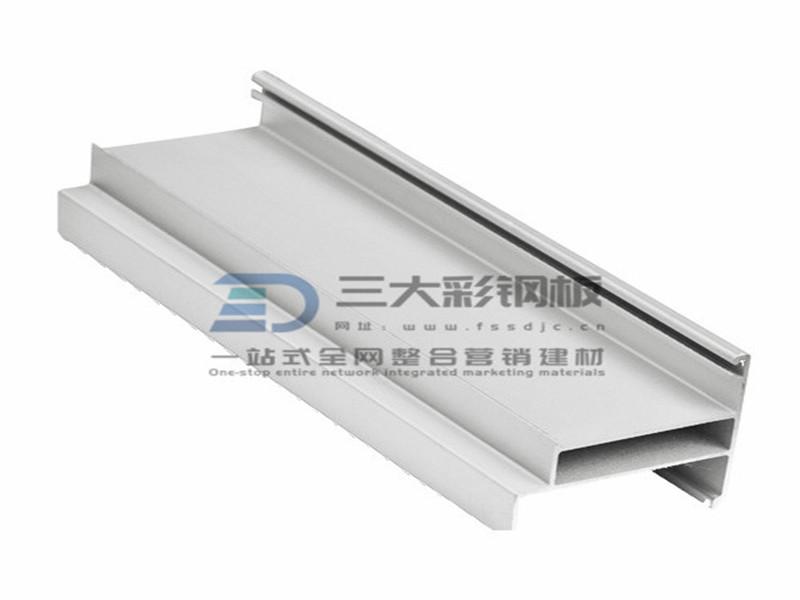 净化铝材-门外框铝件-彩钢夹芯板安装配件