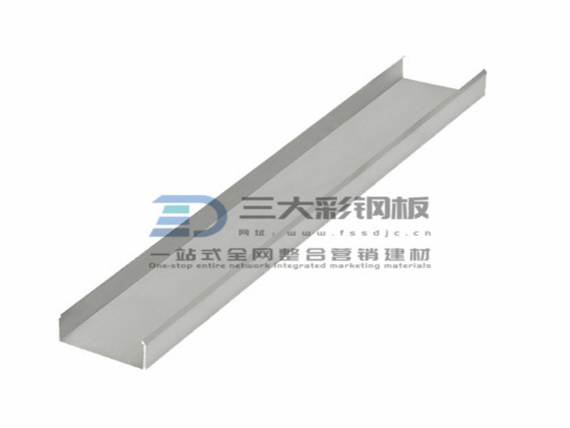 净化铝材-槽铝-彩钢夹芯板安装配件