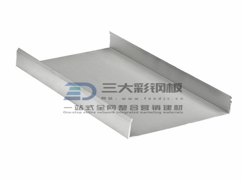 净化铝材-75槽铝铝件-彩钢夹芯板安装配件