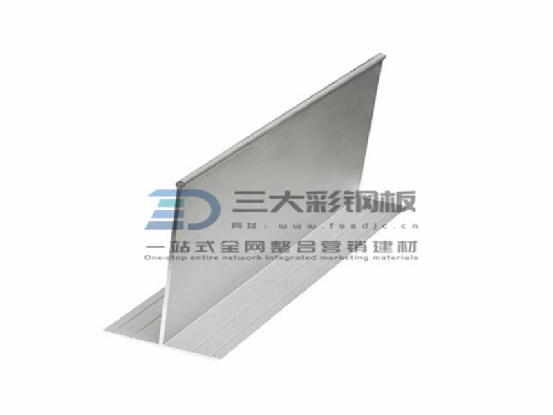 净化铝材-100T字铝铝件-彩钢夹芯板安装配件