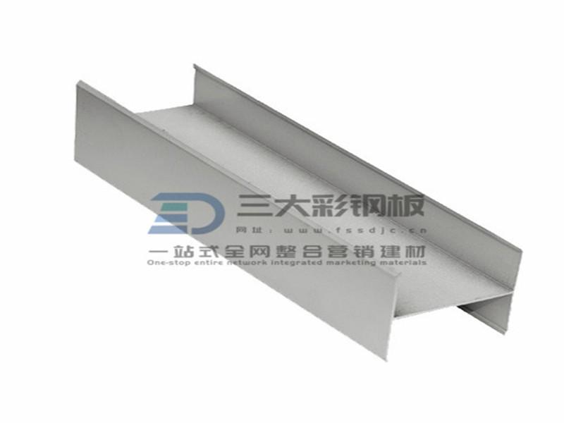 净化铝材-工型铝件-彩钢夹芯板安装配件